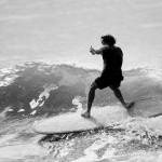 Roach impose son style en longboard